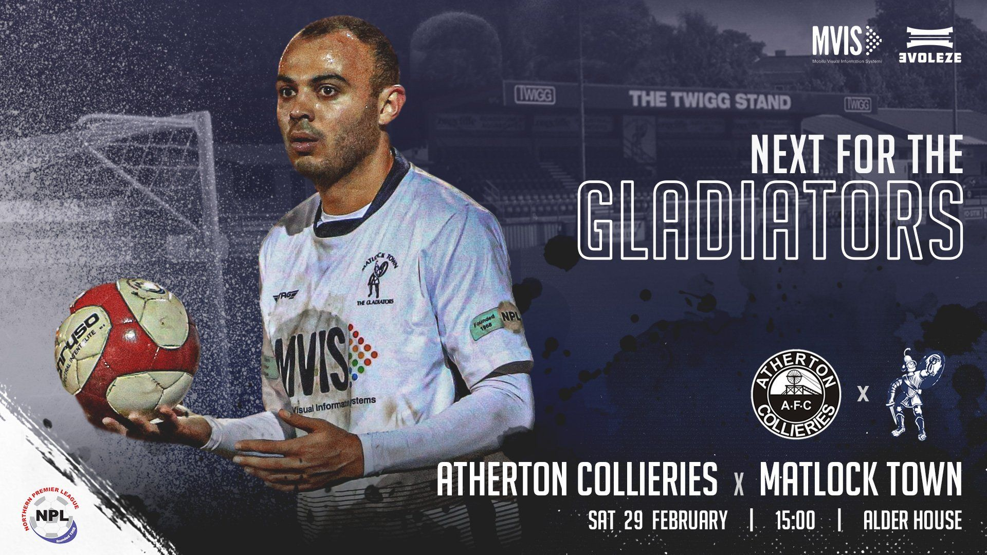 Atherton Collieries Vs MTFC | 9:30AM PITCH INSPECTION | 29/2/20