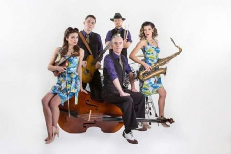 Swing Commanders - The Shorts Lounge - Friday 20th September