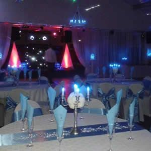 View The Shorts Lounge is available for hire as a wedding reception venue.