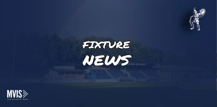 Gladiators Vs Alfreton Town | DSC QF | NEW DATE