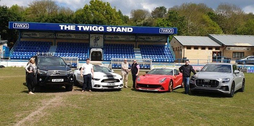 Proctor Cars continue MTFC sponsorship