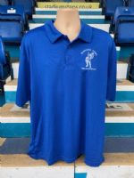 Royal Blue Adults Polo Shirt