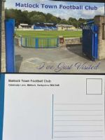 Browse Matlock Town FC Postcard