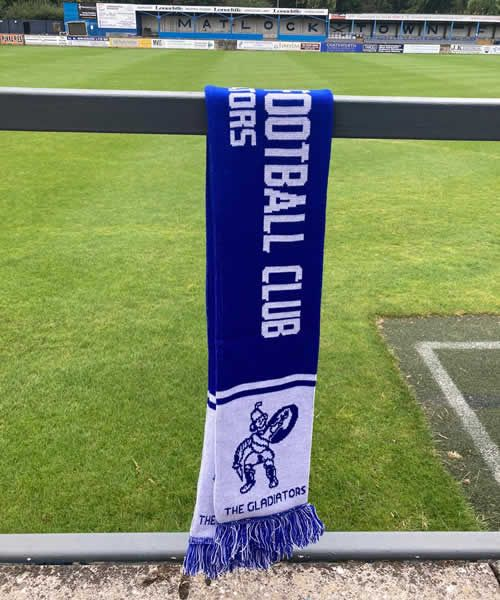 Matlock Town Scarf