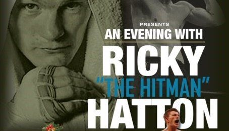 An Evening with Ricky Hatton at MTFC